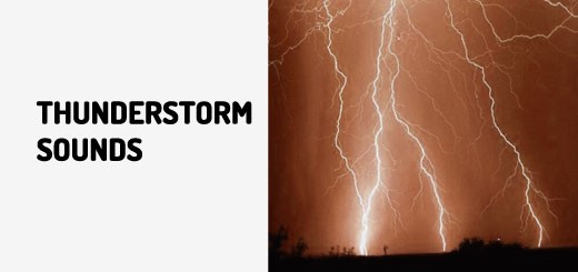 Thunderstorm Sounds MP3 Download Free | Orange Free Sounds