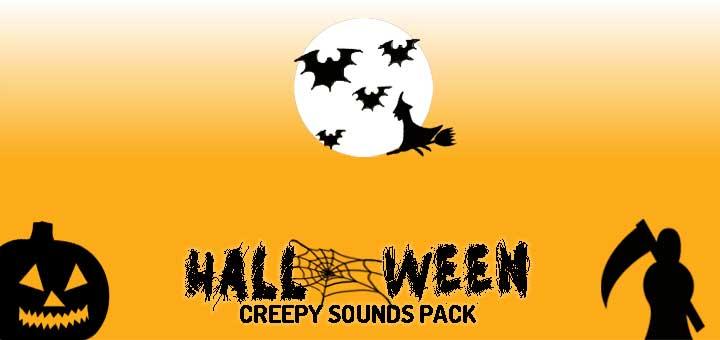 Halloween Creepy Sounds | Orange Free Sounds