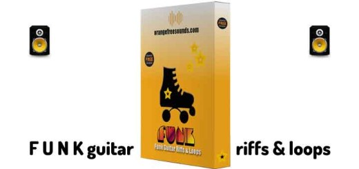 Funk Guitar Loops Riffs | Orange Free Sounds