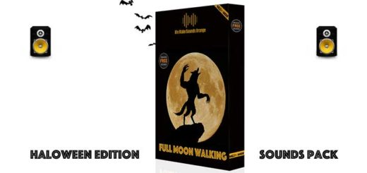 Full Moon Walking | Orange Free Sounds